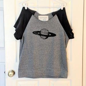 supermaggie Tops - Supermaggie Saturn Sweatshirt Large